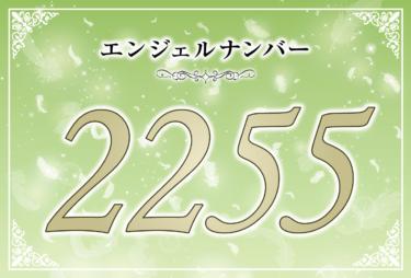 エンジェルナンバー2255の意味は「間もなく大きな変化が訪れる」! ツインレイへの天使からのメッセー ジ