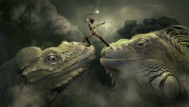 龍神のついている人は個性的!5大龍神と6色龍神の特徴と守られている人の特徴